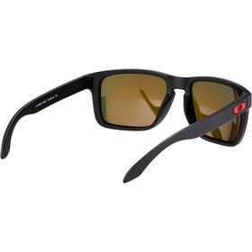 Oakley Holbrook XL Brillenglas, zwart/oranje